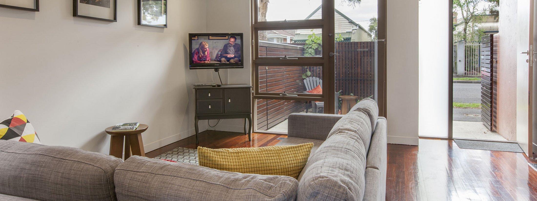 Somerset Terrace - Richmond - Living Area d
