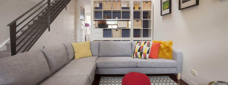 Somerset Terrace - Richmond - Living Area