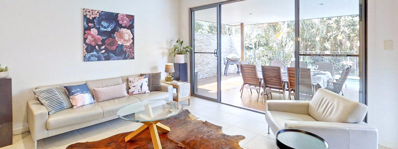 Sunnyside Up - Byron Bay - Living Area b