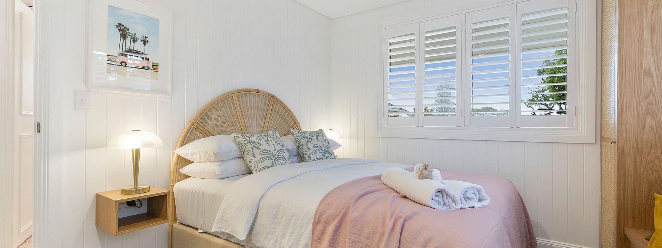 Sunset Beach - Summer Breeze - Brunswick Heads - Queen Bedroom 2