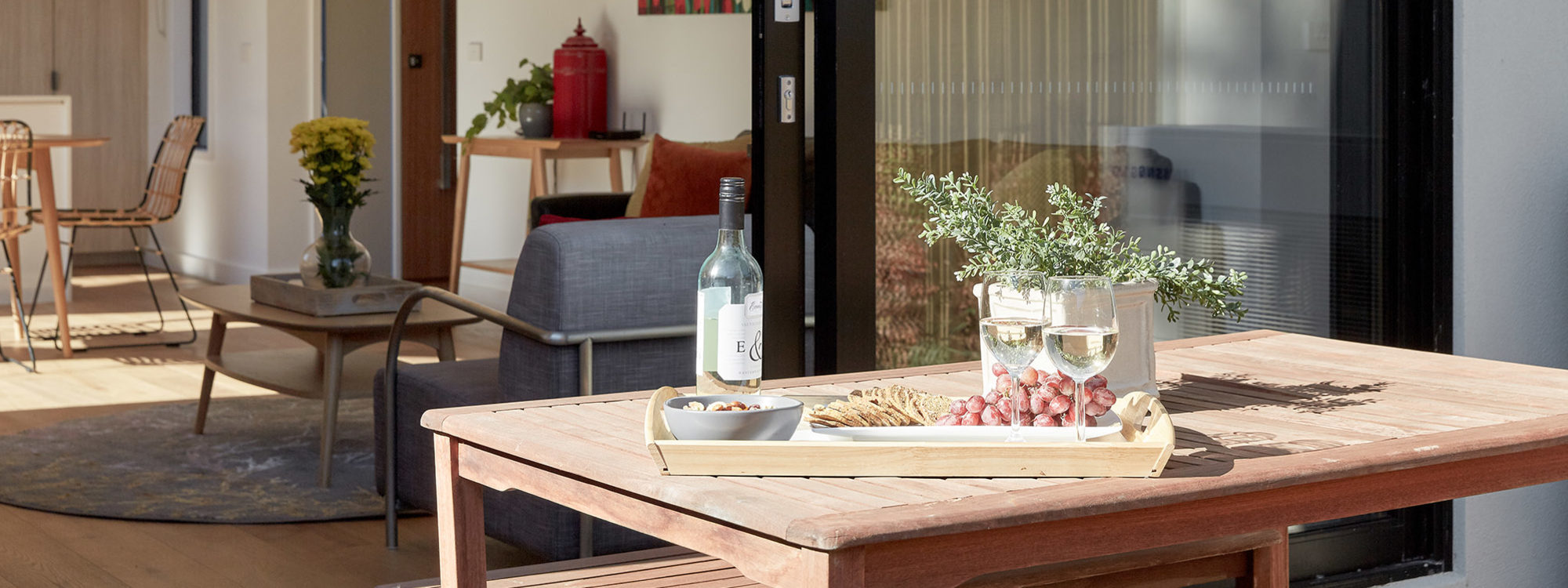 The Aspy - Aspendale - Outdoor Seating Area