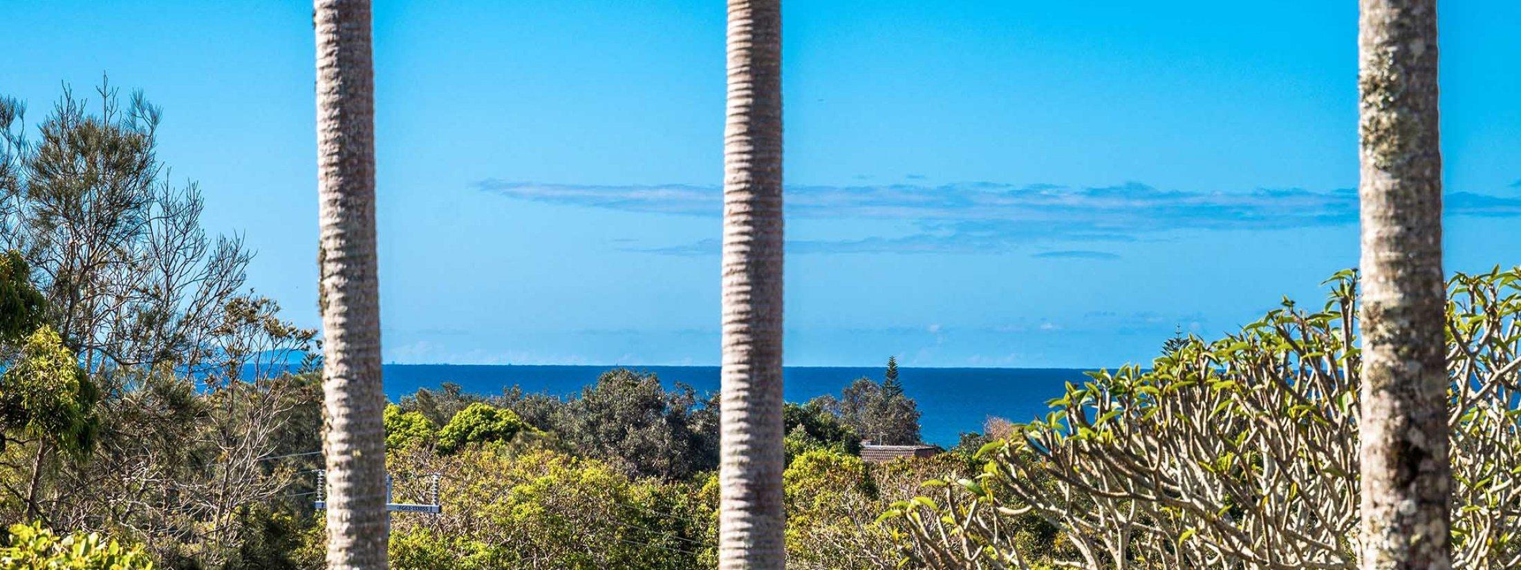 The Harrow - Byron Bay - View From Front Balcony