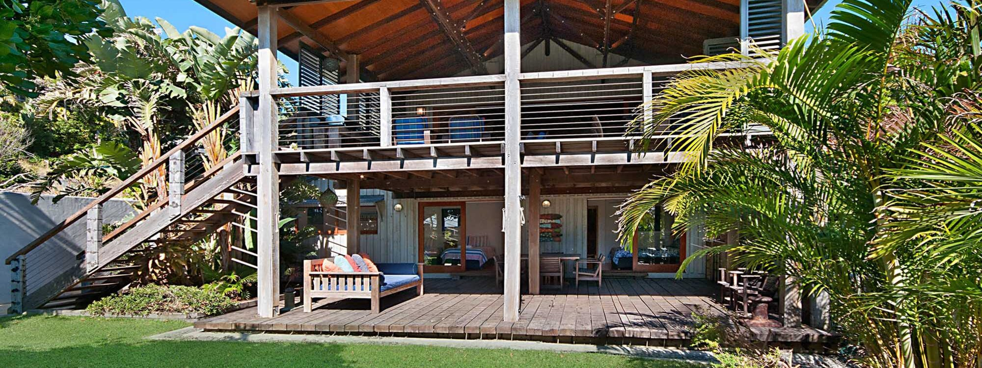 The Hawk - Wategos Byron Bay - Front of House