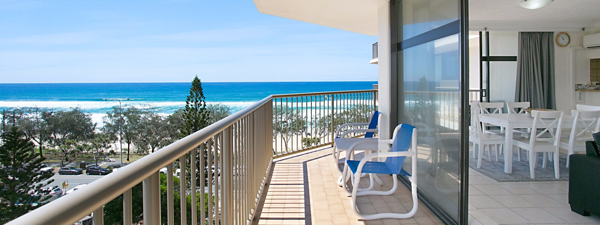 The Imperial Surfers Paradise - Balcony