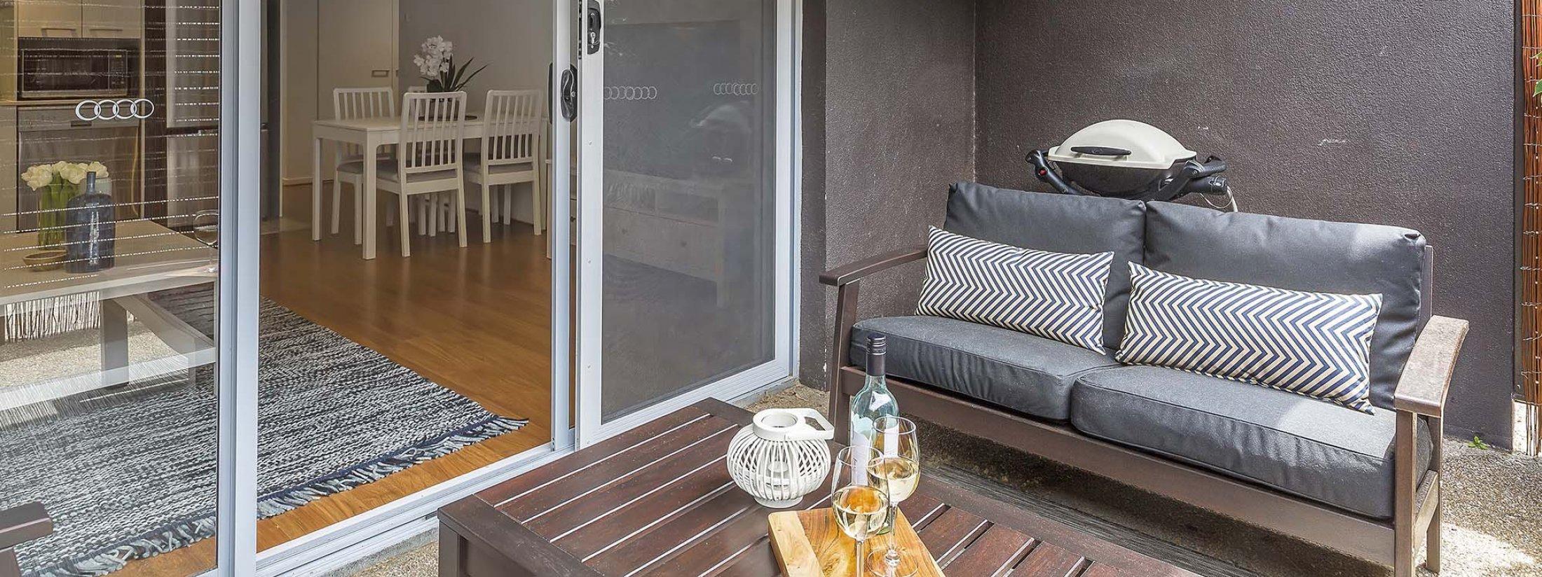 The Lansdowne - St Kilda - Outdoor Lounge