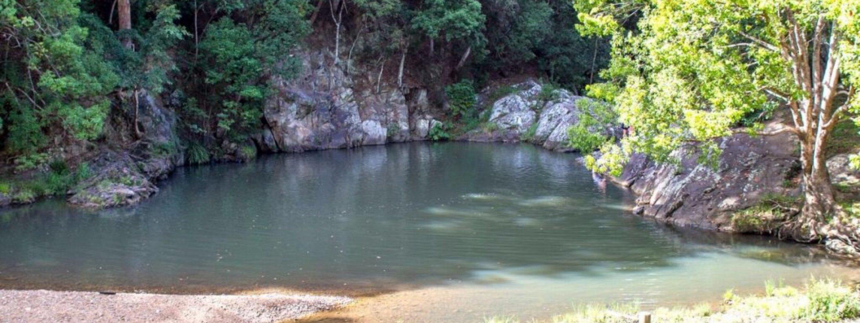 The Luxury Eco Rainforest Retreat - Currumbin Valley - Currumbin rock pools