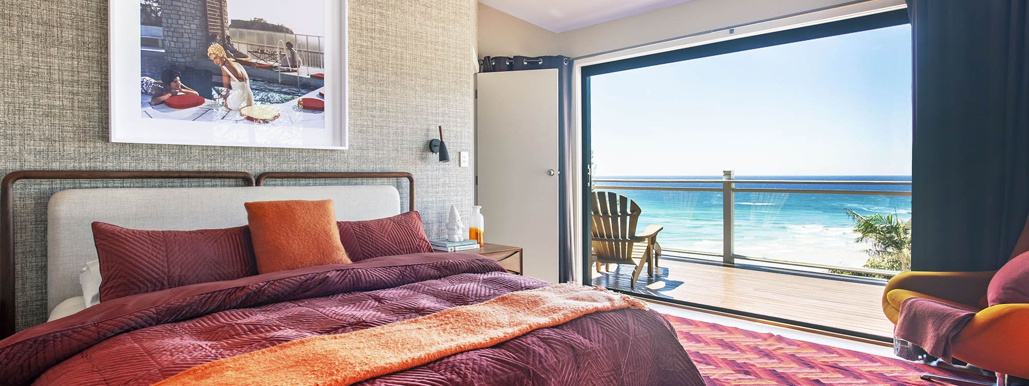 The Palms at Byron - Byron Bay - Bedroom 2e