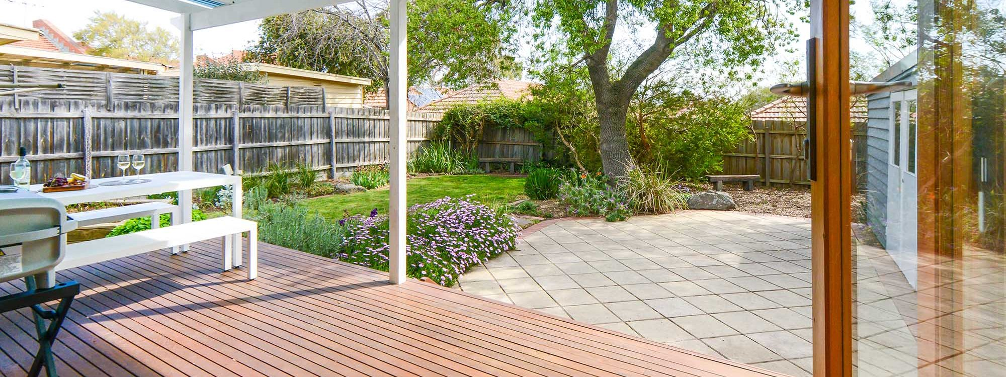 The Veronica - Northcote - Outdoor Lounge Area
