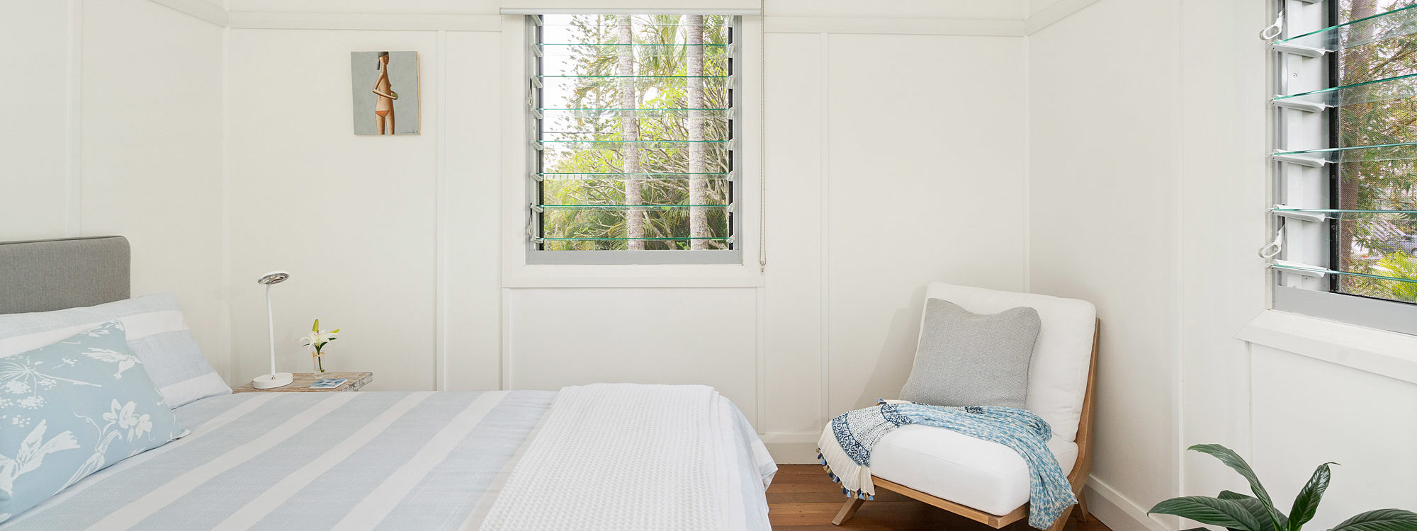 The White Rabbit - Byron Bay - Bedroom 2b
