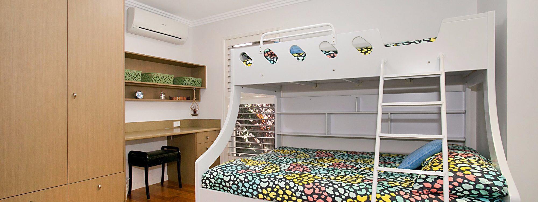 Toby's Beach House - Mermaid Beach - Bedroom 2