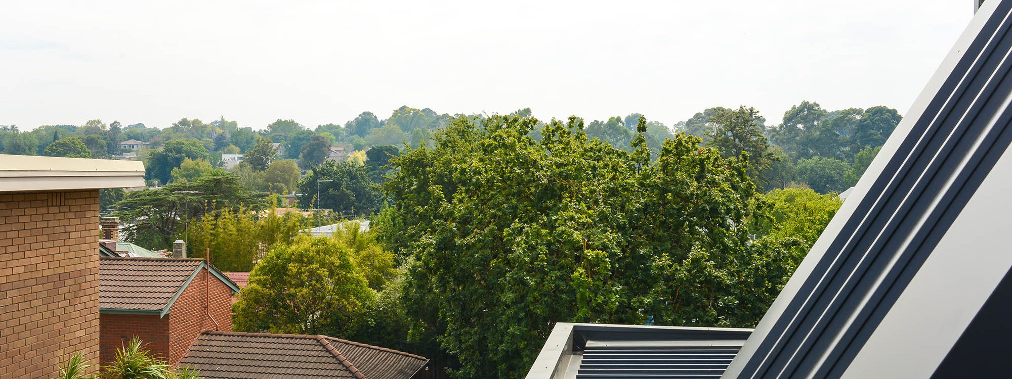 Victoria Road - Hawthorn - Rooftop View