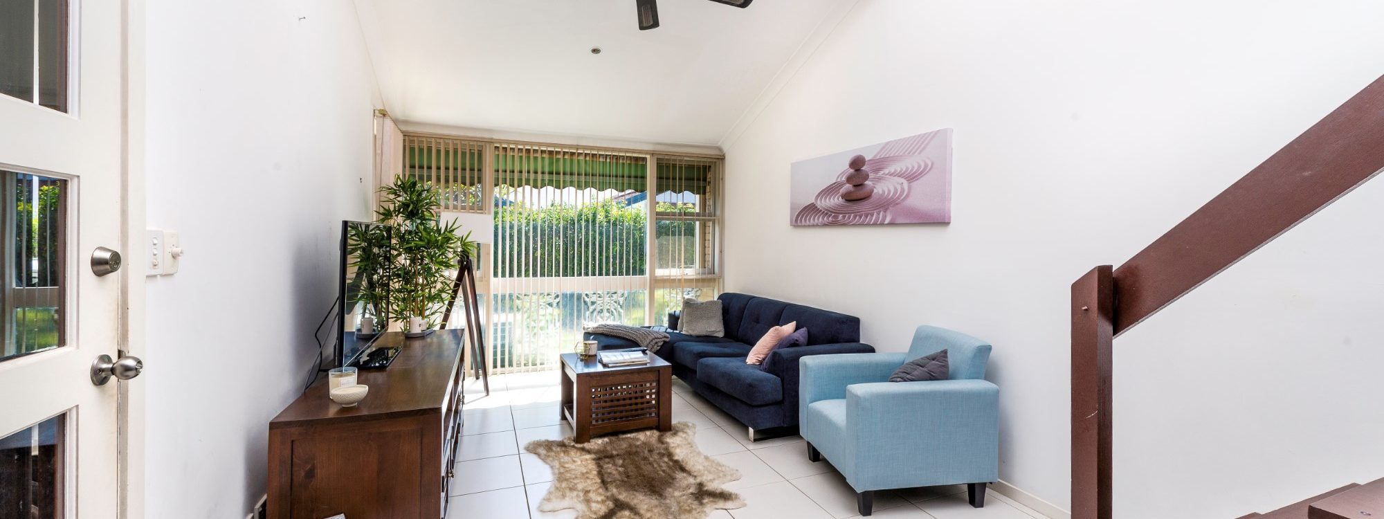 Villa on the Boulevard - Hooker Boulevard, Broadbeach - Living Area