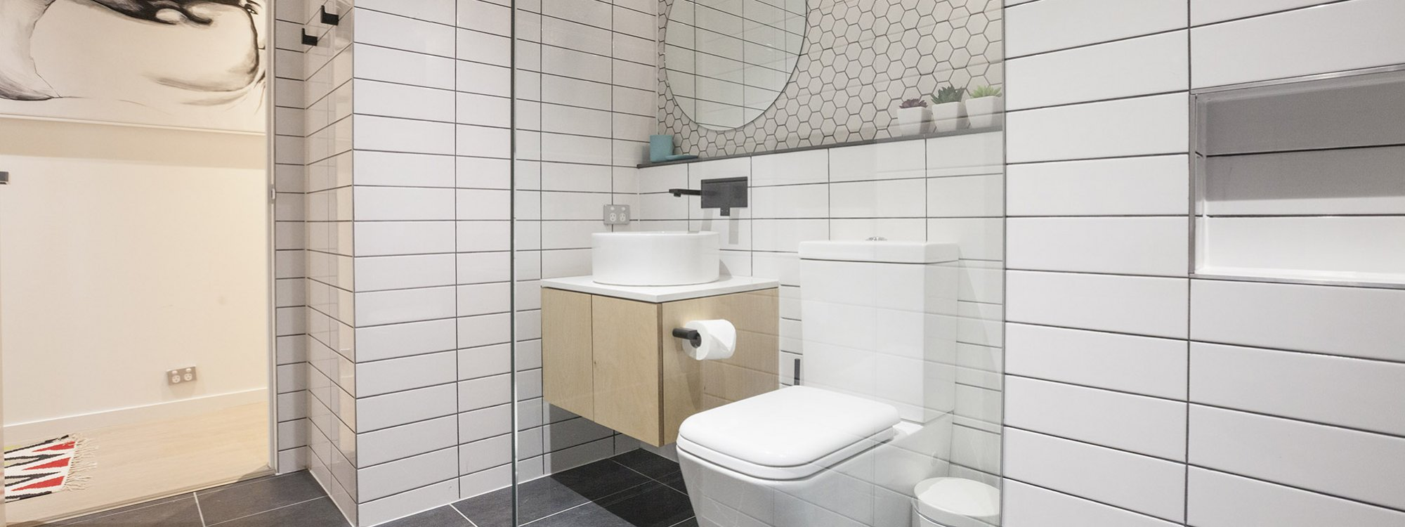 Vox Terrace - Prahran - Bathroom b