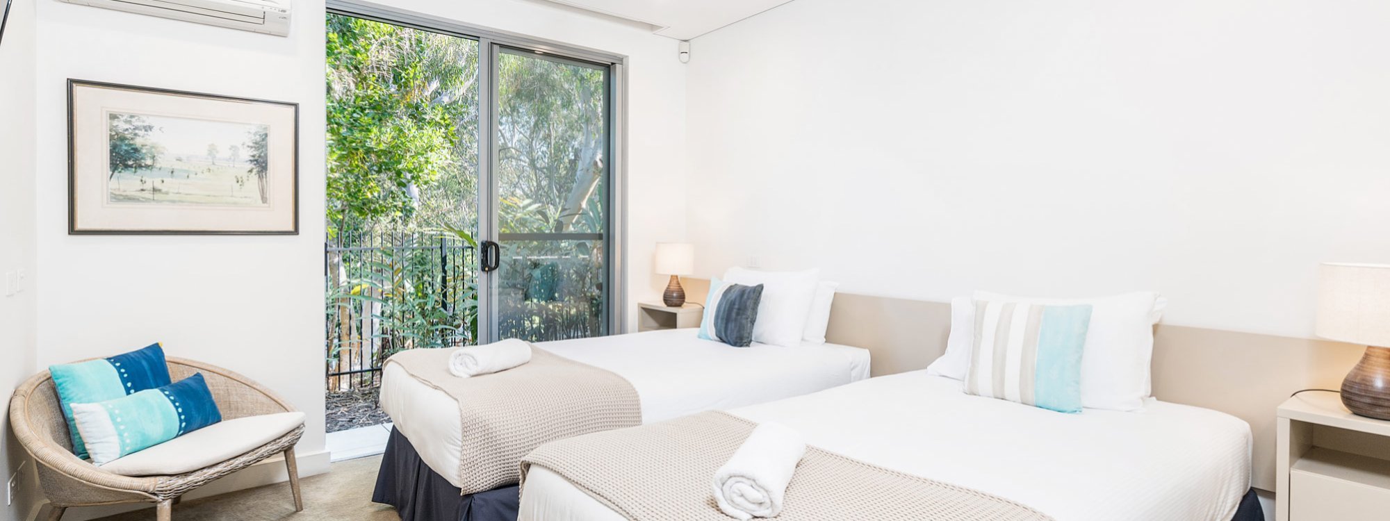Vue From Here - Byron Bay - Bedroom 3