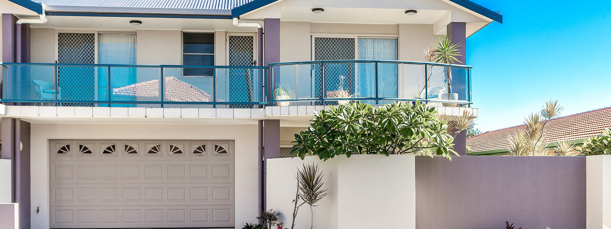 Wave Haven - Lennox Head - Front of Villa