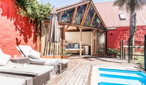 Byron Blisshouse - Byron Bay - Penthouse - Pool and Cabana b