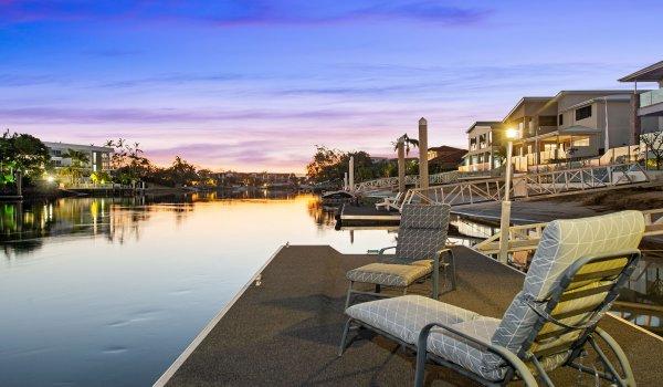Casa Grande - Broadbeach Waters - Canal Living