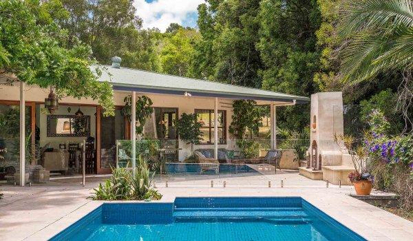 Casa Serena - Byron Bay - Pool c