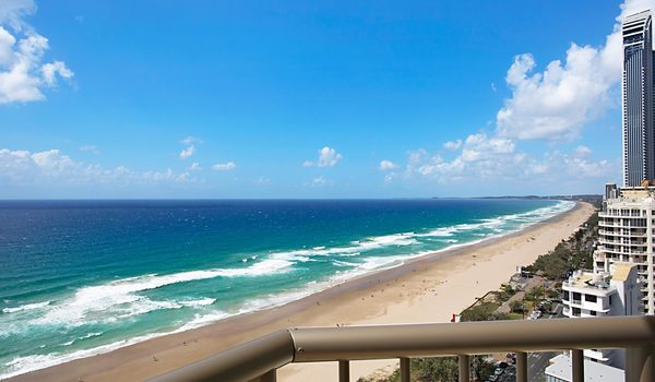 Imperial Surf - Gold Coast - Balcony Views a