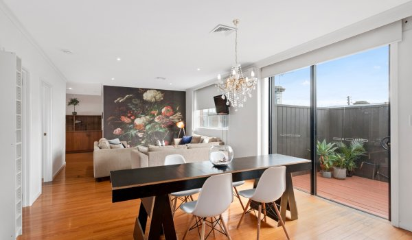Manallack Apartments Olley - Melbourne - Dining Area
