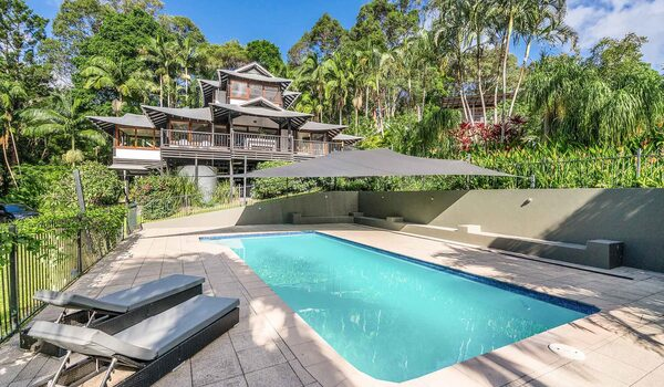 Ourmuli - Byron Bay - House and Pool b