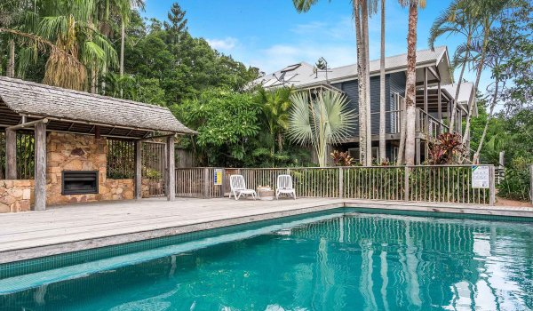 Rutherford House - Byron Bay - Pool b