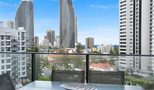 Sierra Grande - Broadbeach - Views