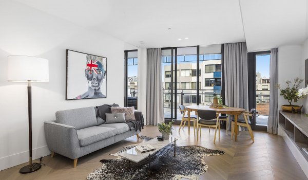 The Capitol - South Yarra - Living and Dining