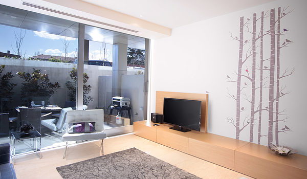 The Residence - Brighton - Living Area
