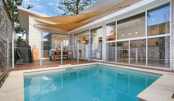 Toby's Beach House - Mermaid Beach - Plunge Pool